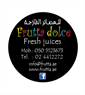 FRUTTA DOLCE FRESH JUICES LLC