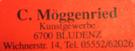 Geschenke E. Möggenried