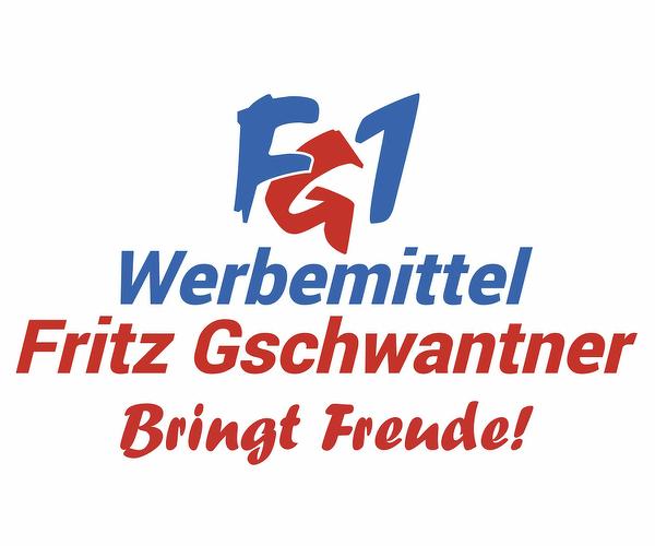 Fritz Gschwantner FG1.at Werbeartikel