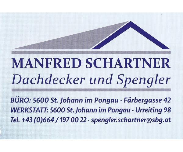 Spengler Dachdecker Schartner