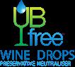 UBfree kapky do vína