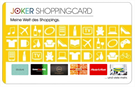 JOKER SHOPPINGCARD