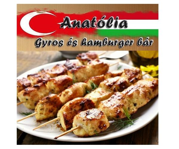 Anatólia Gyros és Hamburger Bár