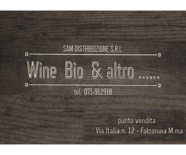 WINE BIO & ALTRO...