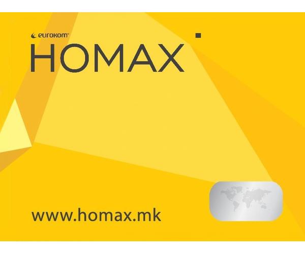 HOMAX Eurokom