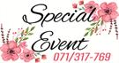 Cvekjara Special Event