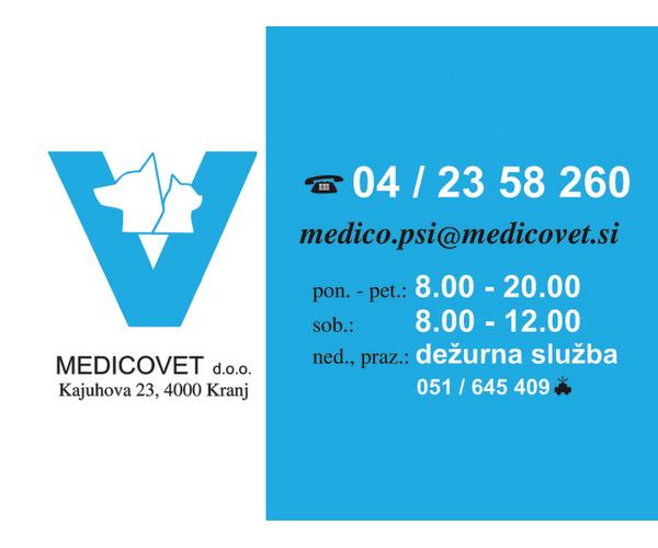 Veterinarstvo MEDICOVET
