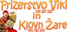 Frizerski salon VIKI, Vrbovšek Viktorija s.p.