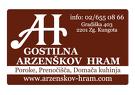 """Gostilna """"Arzenškov hram"""" Matej Arzenšek s.p."""
