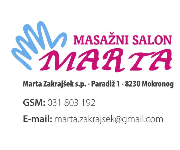 MASAŽNI SALON MARTA