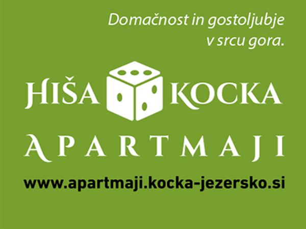 Apartmaji hiša Kocka, Jezersko