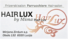 HAIRLUX by Mima