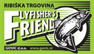 Ribiška trgovina Flyfisher's friend