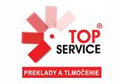 TOP SERVICE preklady a tlmočenie