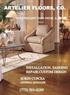 Artelier Floors Co.