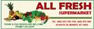 All Fresh Supermarket