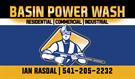 Basin Power Wash