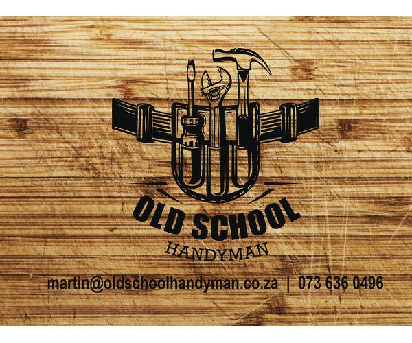 Old School Handyman